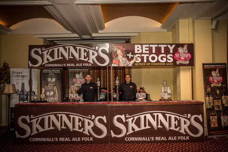 Skinners Our Favourite Local Brewery