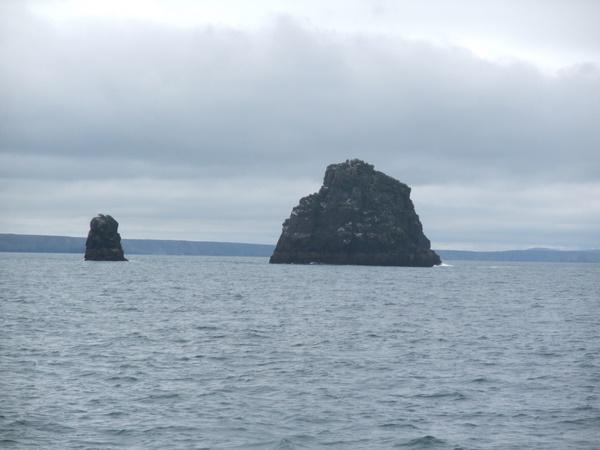 Bawden Rocks