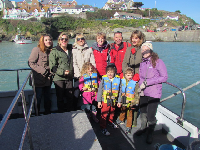 Newquay Marine Group back at Newquay Harbour