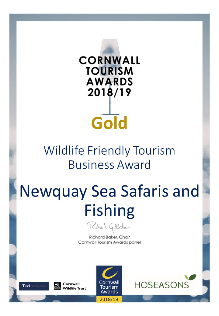 Wildlife friendly tourism business award 2018