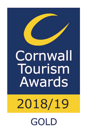 Cornwall Tourism Award - Gold
